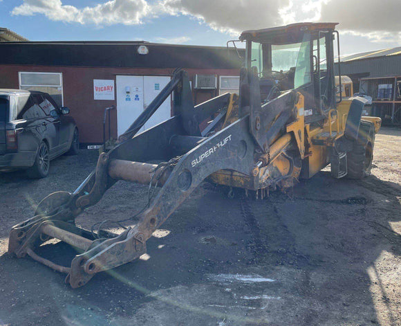 JCB 436 SERIAL NUMBER 1410047 YEAR 2007