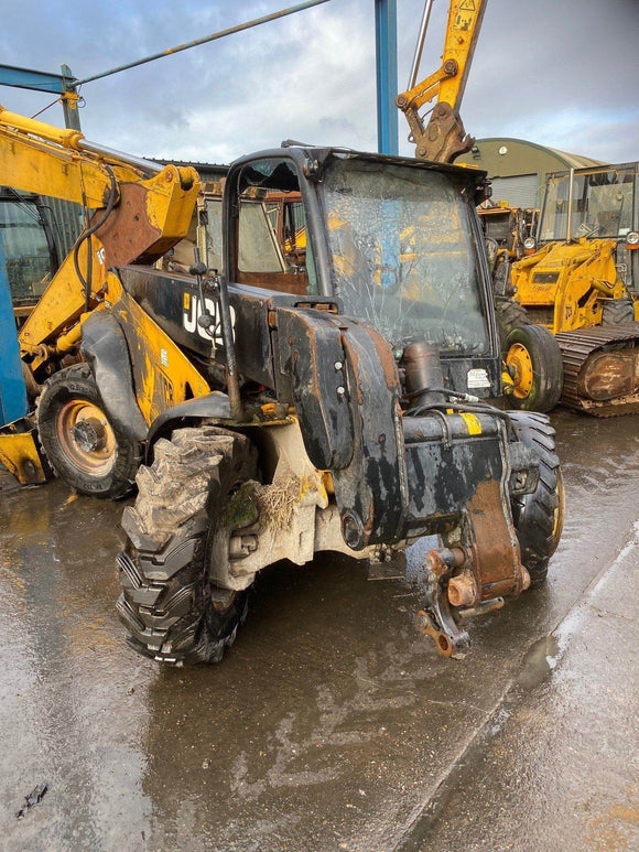 JCB 524-50 SERIAL NUMBER 1419675 YEAR 2013 - Vicary Plant Spares