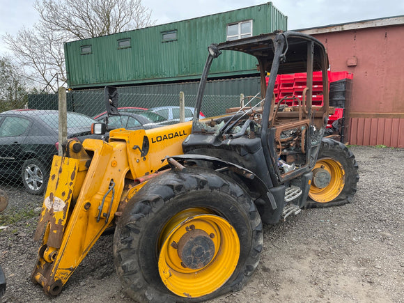 JCB 536-60 SERIAL NUMBER 1516912 YEAR 2009