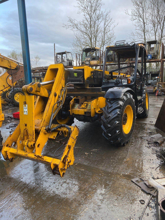 JCB 541-70 SERIAL NUMBER 1199293 YEAR 2007 - Vicary Plant Spares