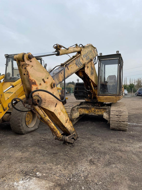 JCB 814 SERIAL NUMBER (TO FOLLOW) YEAR 1985 - Vicary Plant Spares