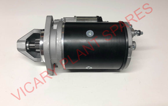STARTER MOTOR JCB Part No. 714/40159 - Vicary Plant Spares