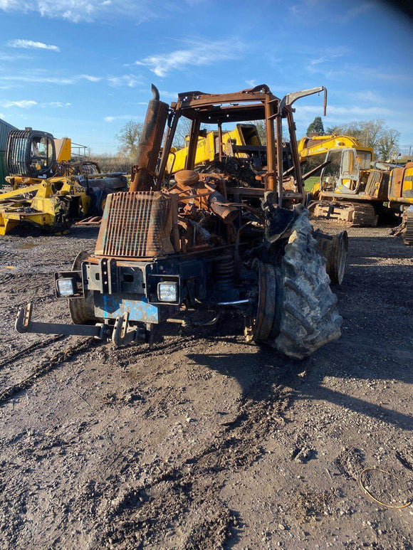 JCB FASTRAC 2140 SERIAL NUMBER 741436 YEAR 2006