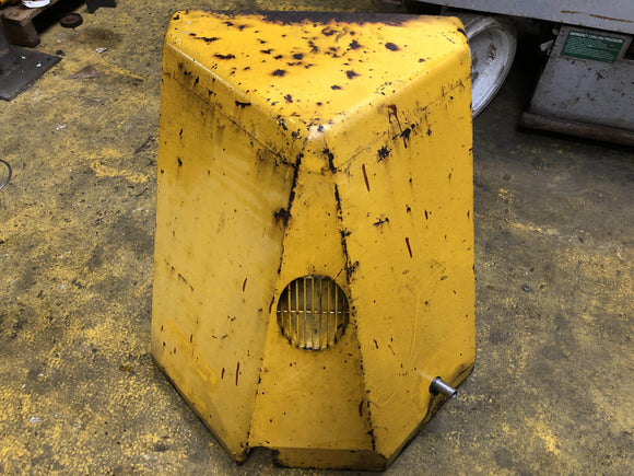 SECOND HAND TRANSMISSION COVER JCB Part No. 261/06400 - Vicary Plant Spares