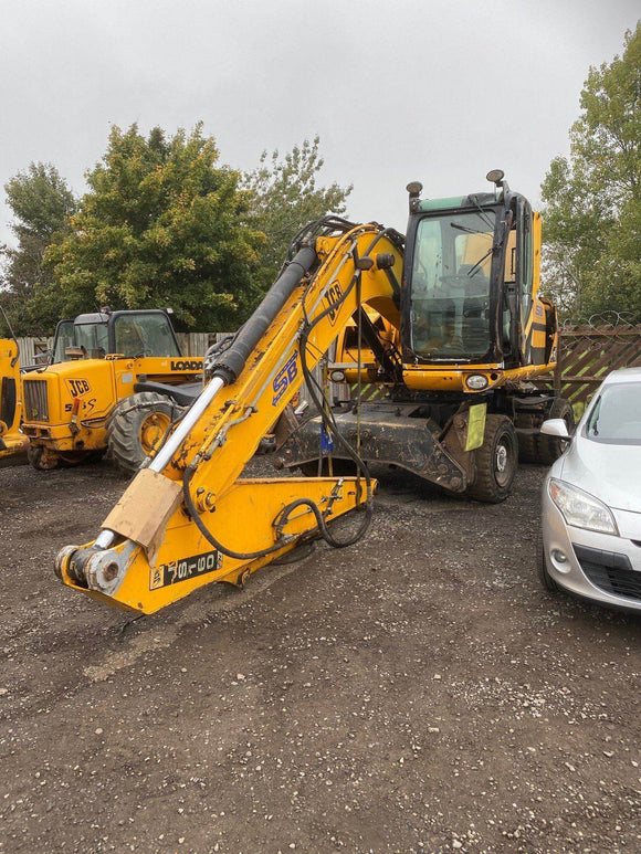 JCB JS160W SERIAL NUMBER 1451059 YEAR 2008