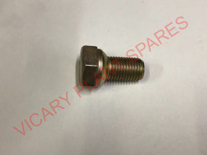 WHEEL BOLT JCB Part No. 826/00533