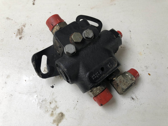 SECOND HAND PRIORITY VALVE JCB Part No. 25/222862 - Vicary Plant Spares