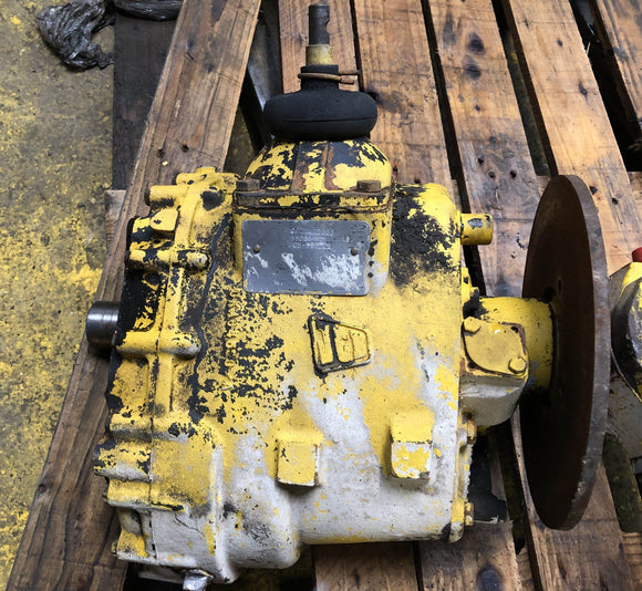 SECOND HAND GEARBOX JCB Part No. 05/901400 - Vicary Plant Spares