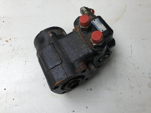 SECOND HAND STEERING VALVE JCB Part No. JRJ0346 - Vicary Plant Spares