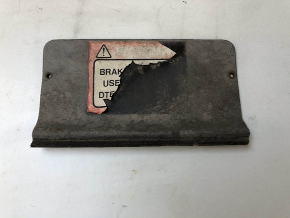 SECOND HAND BRAKE RES COVER JCB Part No. 121/13300 - Vicary Plant Spares
