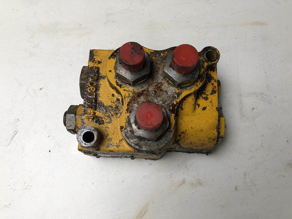 SECOND HAND UNLOADER VALVE JCB Part No. 919/62000 - Vicary Plant Spares