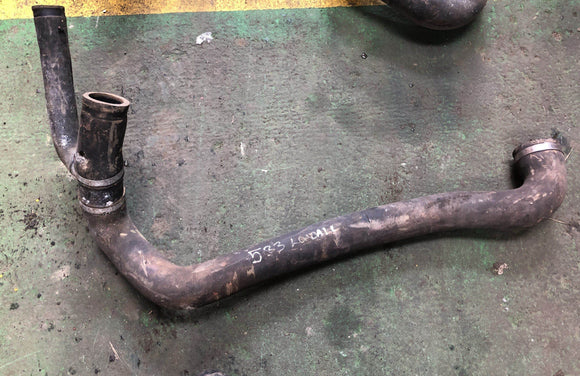 SECOND HAND RADIATOR HOSE JCB Part No. 834/11148 - Vicary Plant Spares