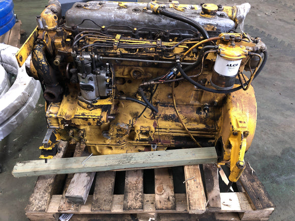 SECOND HAND TW PERKINS ENGINE (GOOD RUNNER) - Vicary Plant Spares