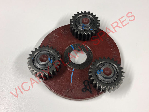 GEAR REDUCTION SET JCB Part No. 05/903835