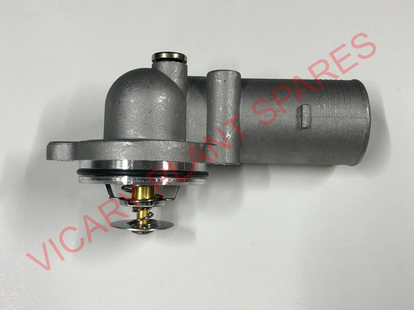 CONNECTOR/THERMOSTAT HOUSING JCB Part No. 02/203186