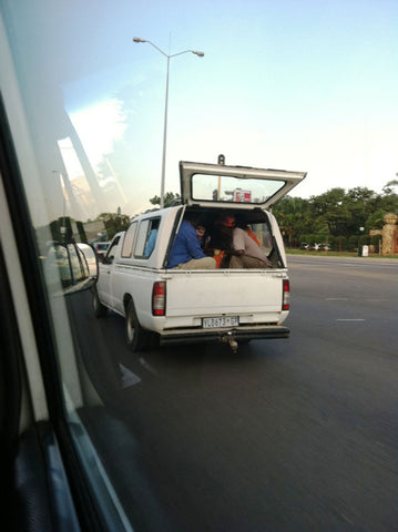 Transport, South African Style