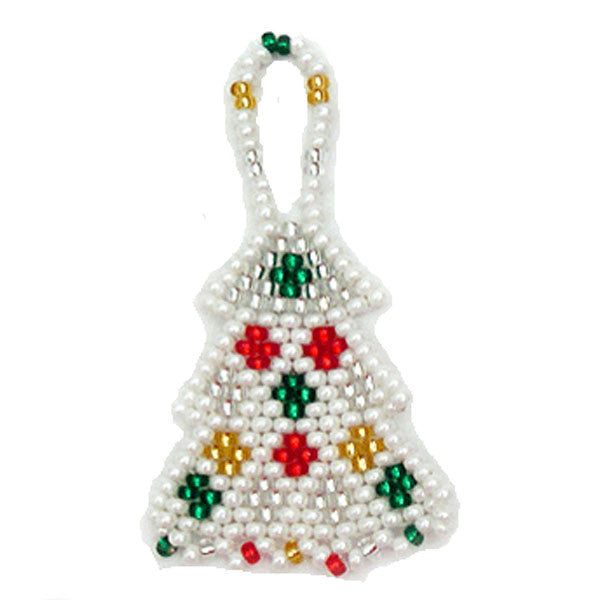 Dress your Christmas tree with the lovely ornament handmade by Betty