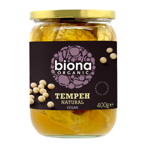 Tempeh Natural - Biona - 400g
