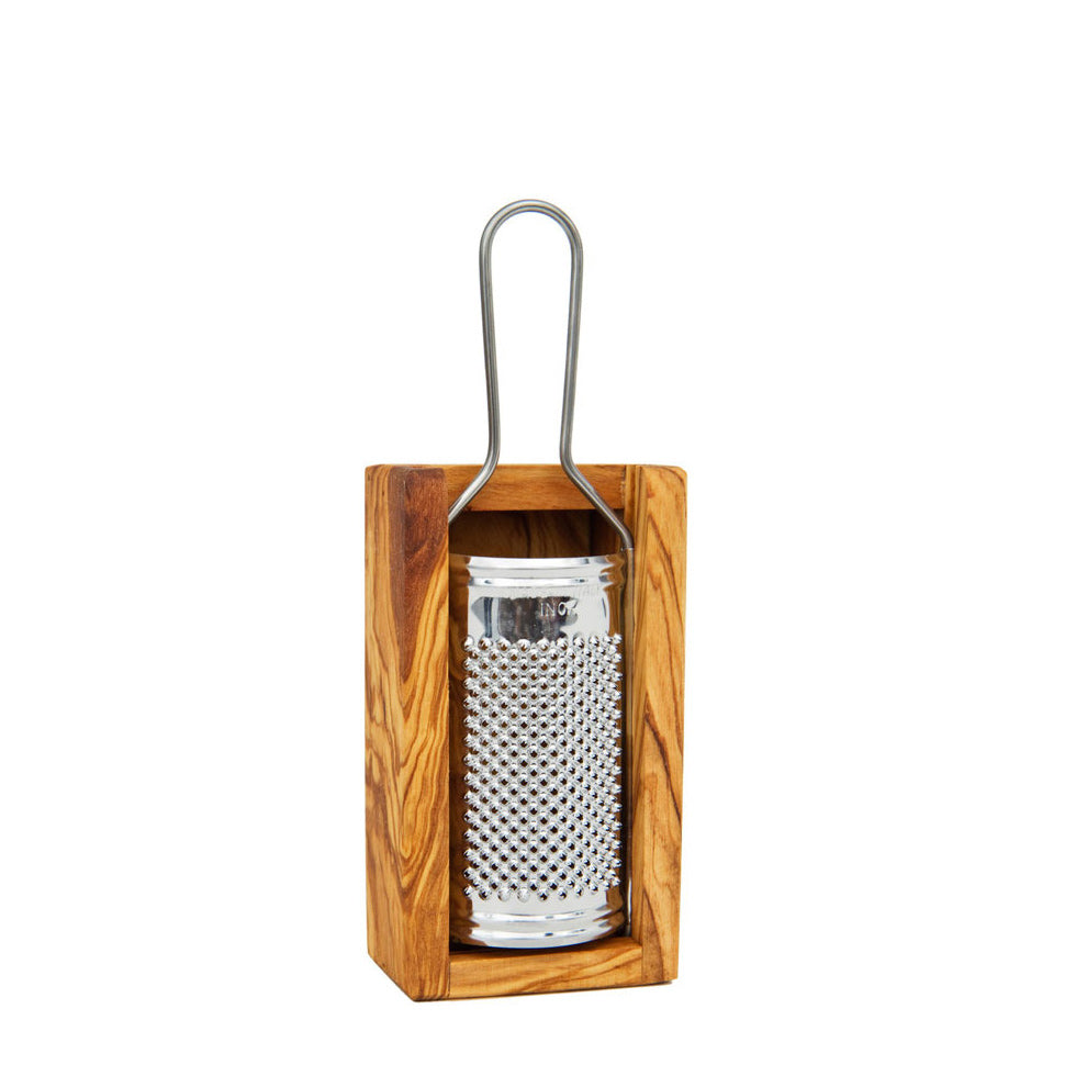Olive Wood Grater - Small