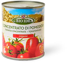 Tomato Concentrate Organic – La Bio Idea – 890g