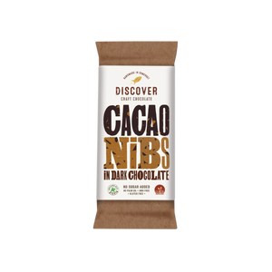 Cacao Nibs - Dark Bar - 50g