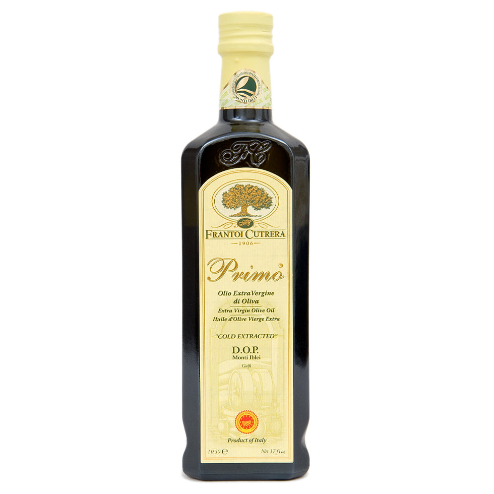 Extra Virgin Olive Oil - Primo DOP Monti Iblei - 500ml