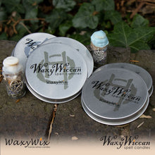 Load image into Gallery viewer, Bundle - WaxyWiccan Spell candle - full set of 7 x 225 ml