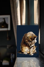 Load image into Gallery viewer, Small Fry The Cat Art Cards