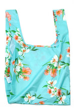 Load image into Gallery viewer, Floral | Reusable Bags 100% Recycled from Plastic Bottles | Medium | KIND BAG