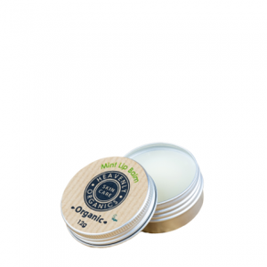 Heavenly Organics Mint Lip Balm