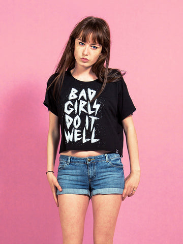 Bad Girls Women's Boxy Tee