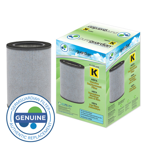 FLT9400 HEPA GENUINE Replacement Filter K for AC9400W Air Purifier