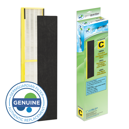 GermGuardian FLT5000 HEPA GENUINE Replacement Filter C Subscription