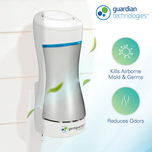 GermGuardian GG1000 Pluggable UVC Air Sanitizer & Odor Reducer