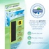 GermGuardian FLT4825 Filter-B HEPA GENUINE Replacement Filter B Subscription