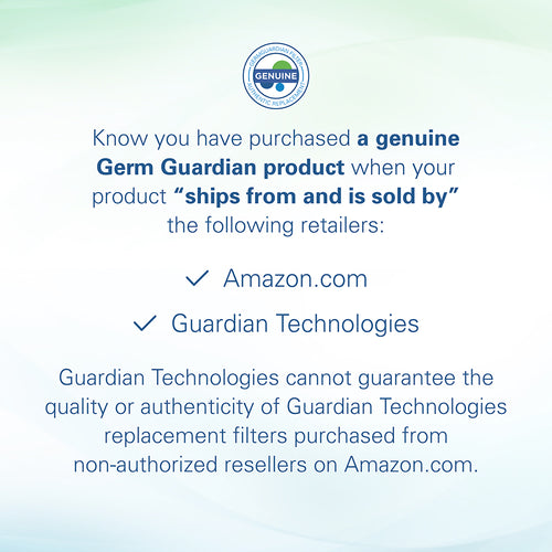 GermGuardian FLT4700 True HEPA GENUINE Air Purifier Replacement Filter M