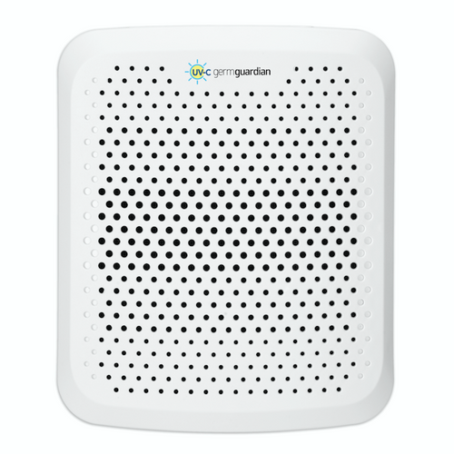 GermGuardian AC225W Odor Eliminating Pluggable Air Purifier with UV-C and Nightlight, 7 inch Puggable