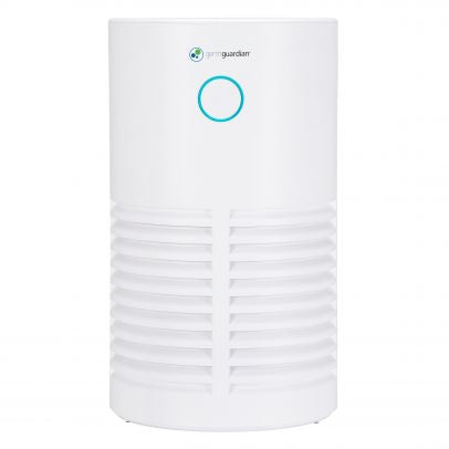 GermGuardian AC4711W 4-in-1 Air Purifier with HEPA Filter and UV-C