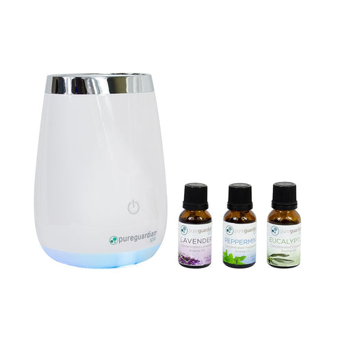 Aromatherapy Starter Collection