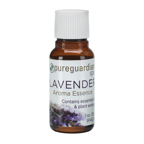 Lavender Essence Oil, 1 ounce by PureGuardian Spa