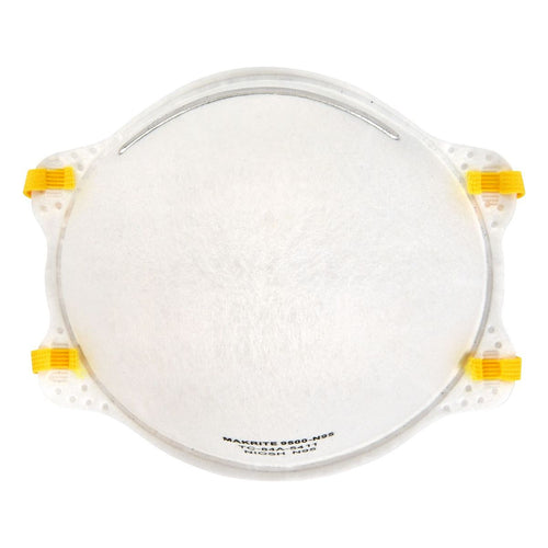 N95 Particulate Respirator Masks, NIOSH Certified, 9500 N95 20 PACK