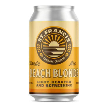 Beach Blonde Blonde Ale