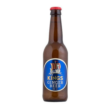 Kings Non-alcoholic Ginger Beer