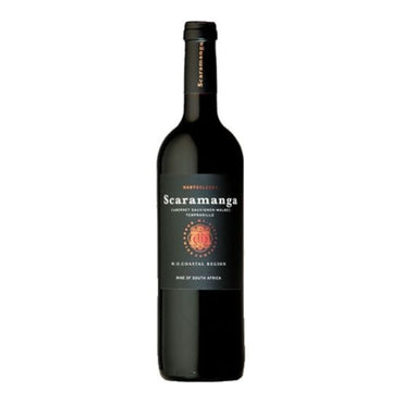 Scaramanga Red 2019