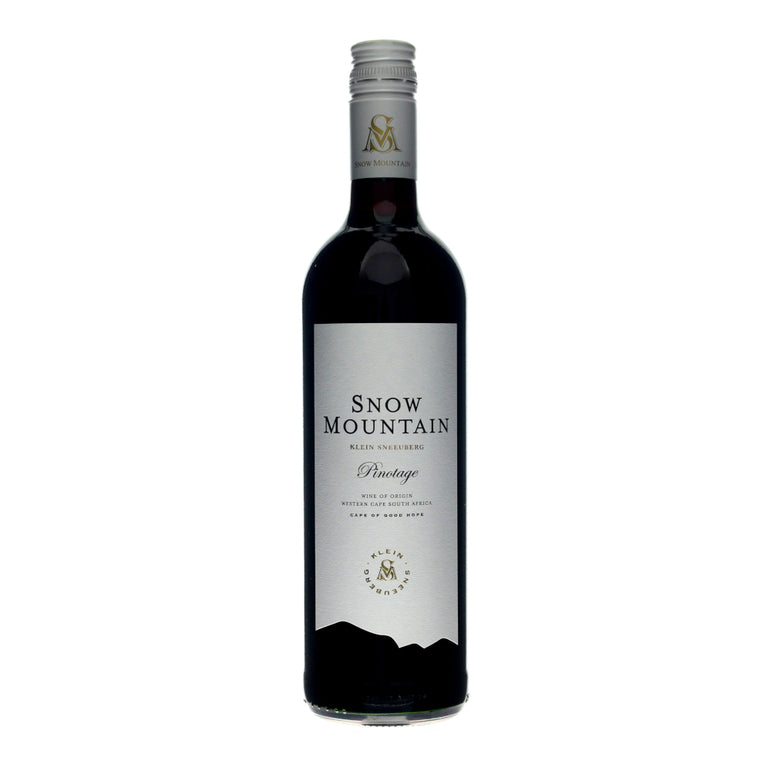 Snow Mountain Pinotage 2019