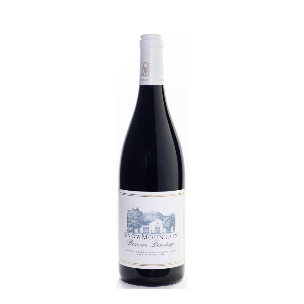 Snow Mountain Pinotage Reserve