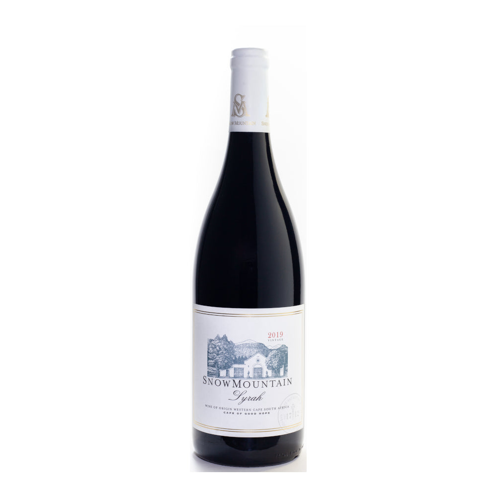 Snow Mountain Syrah 2019
