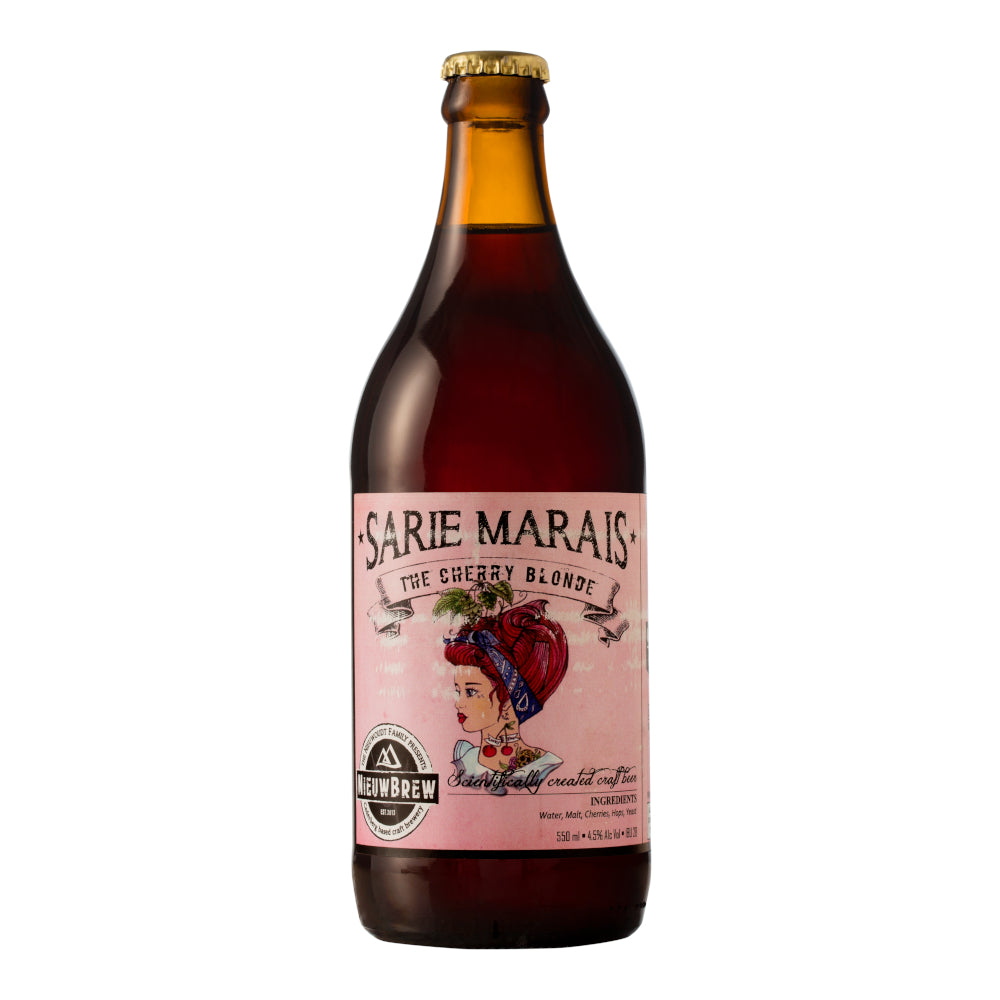 Sarie Marais Cherry Blonde