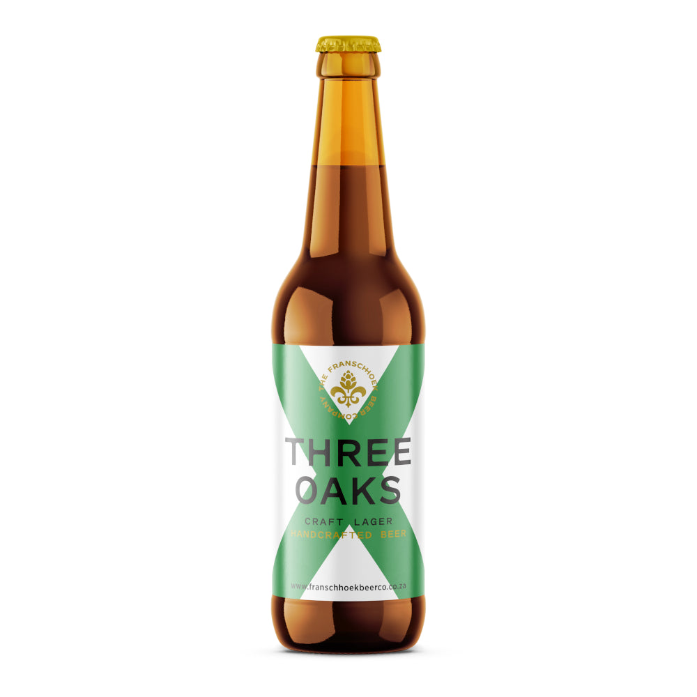 Three Oaks Craft Lager