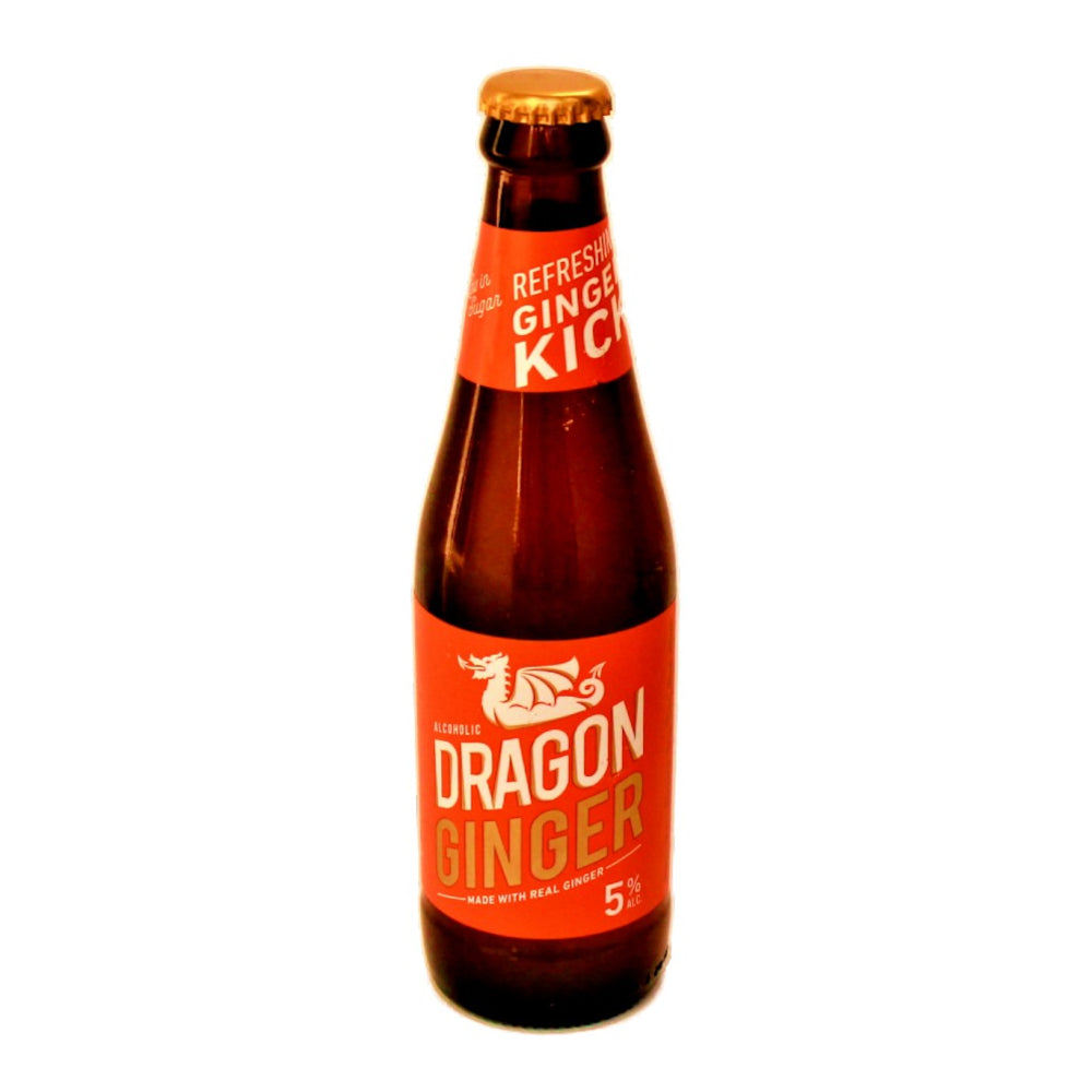 Fiery Dragon Ginger Beer